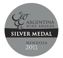 Argentine Wine Awards 2011 Silver