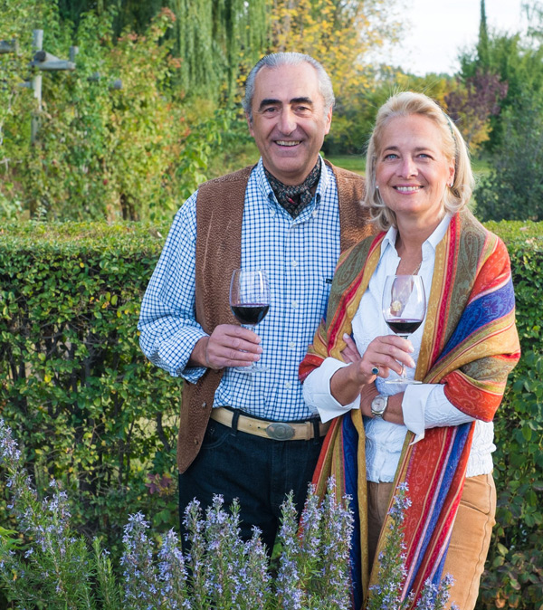 Hervé and Diane Joyaux Fabre